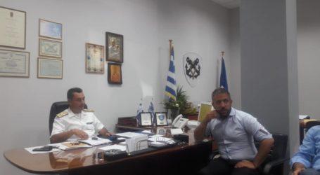 Επίσκεψη υποψήφιων βουλευτών του ΣΥΡΙΖΑ-Προοδευτική Συμμαχία στην 4η ΠΕΔΙΛΣ