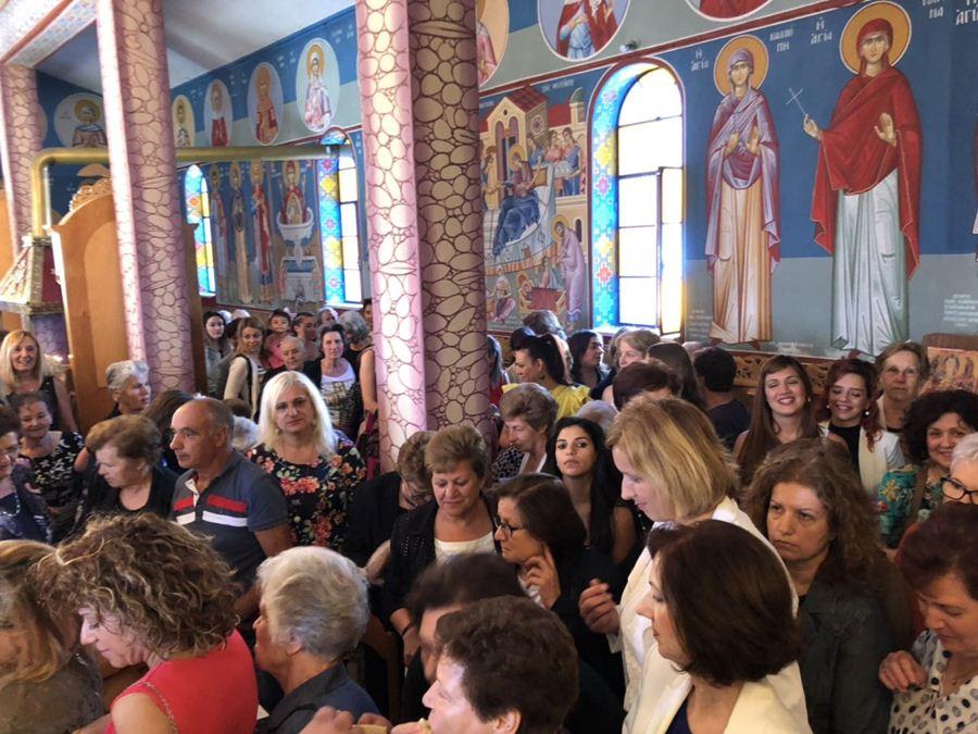 Σε θρησκευτικές εκδηλώσεις σε χωριά του δήμου Τεμπών o Μανώλης