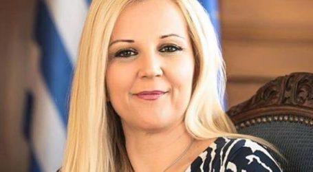 Απάντηση Κολυνδρίνη στην κατάληψη του γραφείου της: Στον τραμπουκισμό δεν απαντώ με καταστολή