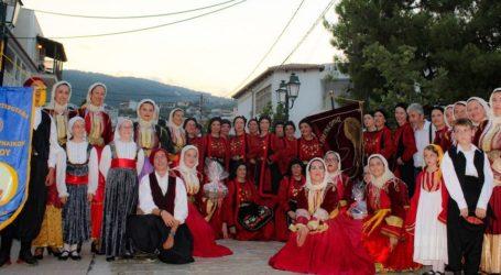 Μεγάλη η επιτυχία του 6ου Φεστιβάλ παραδοσιακών χορών Σκιάθου