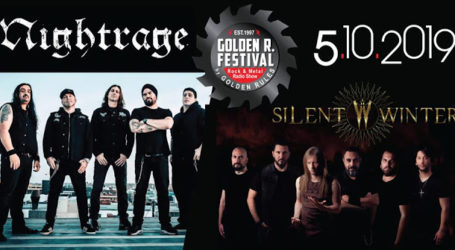 Golden R. Festival at Volos Metal City