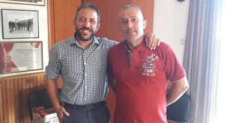 Ο Αλέξανδρος Μεϊκόπουλος στις περιοχές Ζαγορά και Πουρί που επλήγησαν από τη χαλαζόπτωση