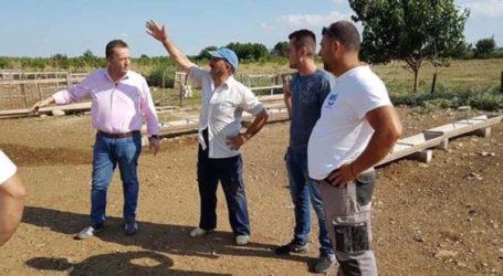 Ικανοποίηση Κόκκαλη για την κήρυξη σε κατάσταση εκτάκτου ανάγκης των πληγεισών περιοχών του Τυρνάβου