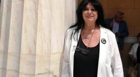 Ορκίστηκε Βουλευτής η Άννα Βαγενά
