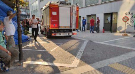 Ισχυρή έκρηξη στα δικαστήρια της Λάρισας – Χωρίς ρεύμα μέρος του κέντρου και συνοικιών της πόλης (φωτό – video)