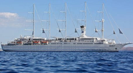Καταπλέει στο λιμάνι του Βόλου κρουαζιερόπλοιο με 522 άτομα