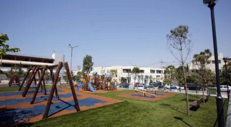 Ν. Ιωνία Βόλου: Εγκαινιάζεται η νέα παιδική χαρά στο Ελικοδρόμιο