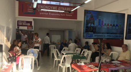 Μουδιασμένοι στον ΣΥΡΙΖΑ
