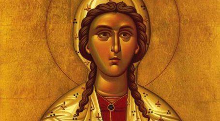 Πανηγύρεις Αγίας Κυριακής στον Βόλο