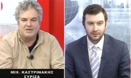 Δήμος Βόλου εναντίον Καστρινάκη (ΣΥΡΙΖΑ): Μία λαμπρή καριέρα στον χώρο του stand up comedy είναι δυνατή γι' αυτόν!