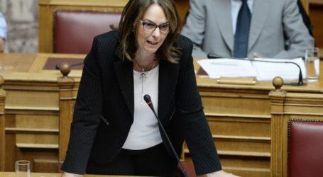 Σκιώδης υφυπουργός Οικονομικών του ΣΥΡΙΖΑ η Κατερίνα Παπανάτσιου – Όλο το σχήμα του Τσίπρα