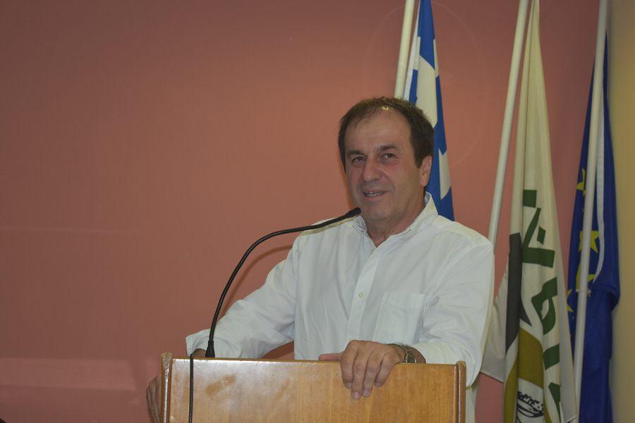 Ενημερωτική σύσκεψη για ασφαλιστικό και 120 δόσεις πραγματοποιήθηκε στο Επιμελητήριο Λάρισας (φωτο)