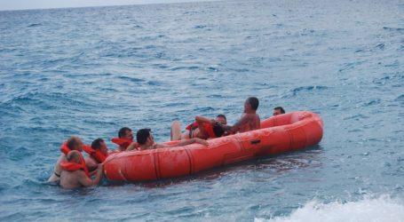 Εκπαιδευτικό πρόγραμμα διάσωσης σε θαλάσσιο περιβάλλον πραγματοποίησε στο ν. Λάρισας η ΕΟΔΥΑ