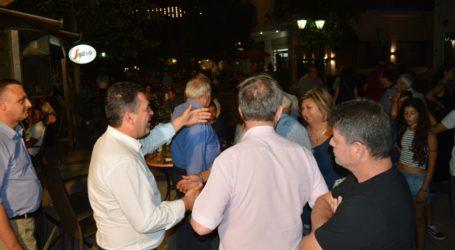 Μπουκώρος από Βελεστίνο: «Στις 7 Ιουλίου παίρνουμε αποφάσεις για αλλαγή στην πορεία της Ελλάδας»