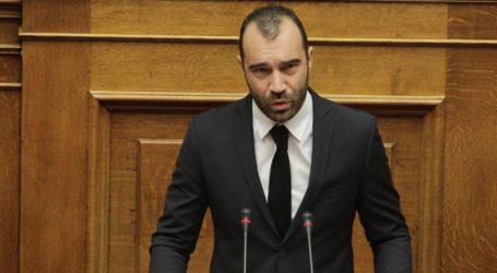 Εκτός Χρυσής Αυγής ο π. βουλευτής Μαγνησίας Παναγιώτης Ηλιόπουλος