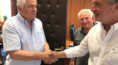 Στην ΕΒΟΛ ο υποψήφιος Βουλευτής Ν. Μαγνησίας Αθανάσιος Λιούπης