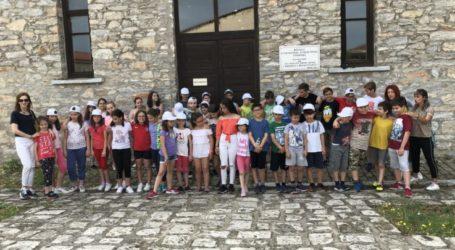 """Οι """"Γλάροι""""της «Κατασκήνωσηςστην πόλη» πέταξαν στο Μουσείο Στρατιωτικής Κτηνιατρικής Υπηρεσίας"""