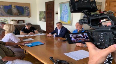 Συμβάσεις έργων ύψους 3,3 εκ. ευρώ για τη Μαγνησία υπέγραψε ο Κ. Αγοραστός