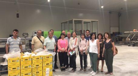 Αντιπροσωπεία από την Κίνα σε περιοχές της Αγιάς και του Τυρνάβου