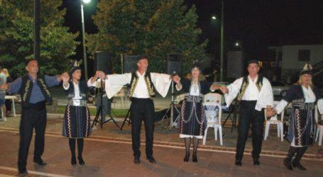 Με επιτυχία διοργανώθηκε η 6η Γιορτή Θερισμού στους Αγίους Αναργύρους