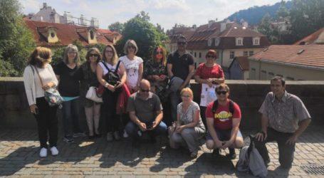 Στην Τσεχία το προσωπικό του Νηπιαγωγείου Καρυάς για επιμόρφωση μέσω του Erasmus+