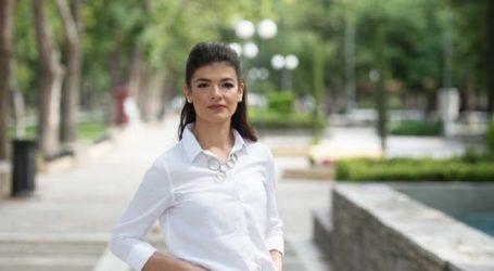 Αθηνά Σιαφαρίκα: Με ομιλία στον Τύρναβο ολοκληρώνει την προεκλογική εκστρατεία
