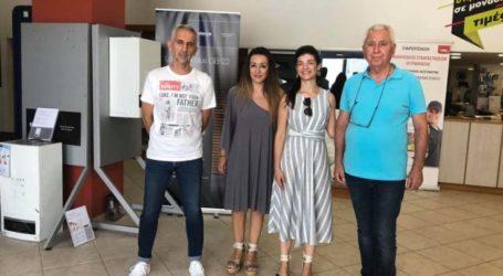 Στο Συνεταιρισμό Θερμοϋδραυλικών ΝΕΣΥΘΕΡΜ η Αθηνά Σιαφαρίκα