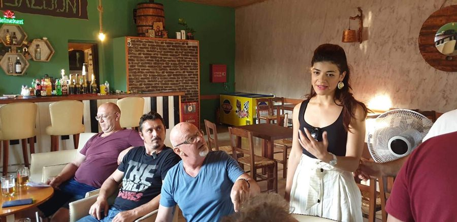 Αθηνά Σιαφαρίκα: Προϋπόθεση για την ανάπτυξη η στήριξη της υπαίθρου