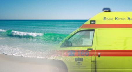 Πνίγηκε 81χρονος σε παραλία του Πηλίου