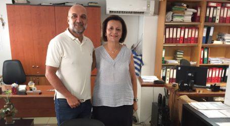 Ολοκληρώνει τις περιοδείες της η Μαρίνα Χρυσοβελώνη