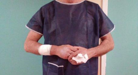 Συγκλονίζει: Λαρισαίος αστυνομικός εκτός υπηρεσίας δέχτηκε μαχαιριές για να σώσει μια οικογένεια από το δράμα! (φωτο)
