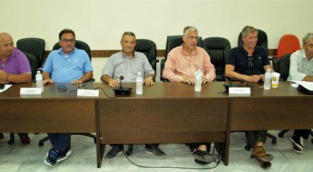 Σύσκεψη για την αξιοποίηση της βιομάζας στον Δήμο Κιλελέρ με εκπροσώπους γερμανο-ολλανδικής εταιρείας