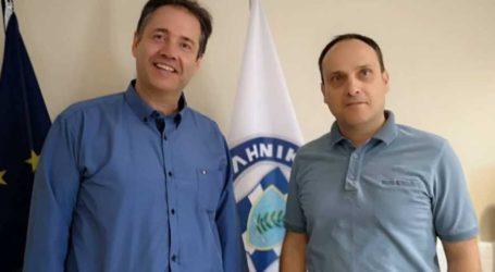 Γιάννης Σακκόπουλος: «Στην ασφάλεια των πολιτών δεν χωρούν εκπτώσεις»