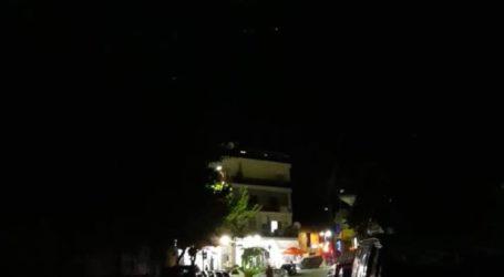 """""""Οδός Διονύσου ή οδός Σκότους;"""" Τον φωτισμό δρόμου στους Αμπελόκηπους ζητά από την δημοτική αρχή η """"Ορμή Ανανέωσης"""""""