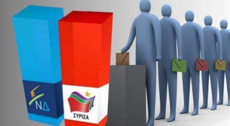 Πρώτο κόμμα ο ΣΥΡΙΖΑ στον Βόλο