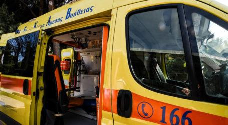 ΤΩΡΑ: Κατέρρευσε 53χρονος μέσα σε φαρμακείο του Βόλου