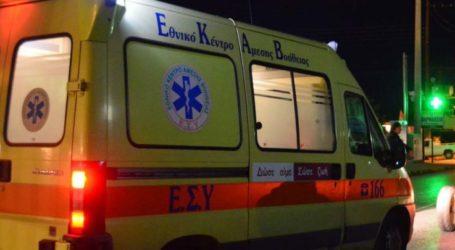 Νέο τροχαίο στην οδό Βόλου – Με σοβαρά τραύματα στο Γενικό Νοσοκομείο Λάρισας μια νεαρή κοπέλα