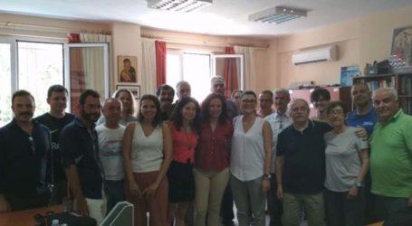 Θερινό Μαθηματικό Σχολείο στην Λεπτοκαρυά από την Ελληνική Μαθηματική Εταιρεία με ενεργή συμμετοχή από την Λάρισα