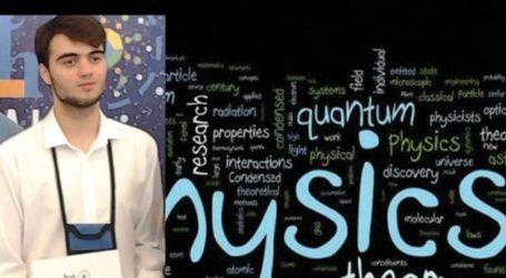 Συγχαρητήρια των καθηγητών στο μαθητή του 14ου Λυκείου για την διάκρισή του στην 50η διεθνή Ολυμπιάδα Φυσικής