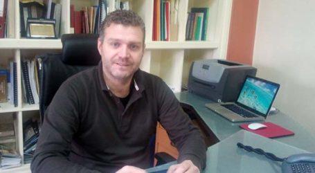 Πρόεδρος του Συνδέσμου Δήμων ΙαματικώνΠηγών Ελλάδας ο Δήμαρχος Αγιάς Αντώνης Γκουντάρας