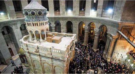 Επταήμερη προσκυνηματική εκδρομή στους Αγίους Τόπους από τη Μητρόπολη Δημητριάδος