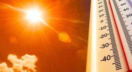 Καύσωνας και… καταιγίδες σήμερα – Προειδοποίηση για έντονα φαινόμενα