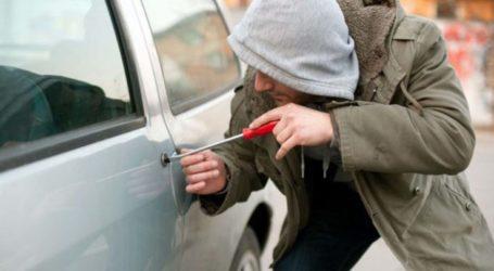 Τύρναβος: Έκλεψε χρήματα και τραπεζική κάρτα από αυτοκίνητο