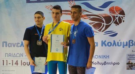 Μεταλλίων συνέχεια για την κολύμβηση της Νίκης Βόλου στη Θεσσαλονίκη
