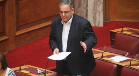 Ο Γ. Λαμπρούλης για το πρόγραμμα Κοινωφελούς Χαρακτήρα – Αντιπυρική προστασία στο Ν. Λάρισας
