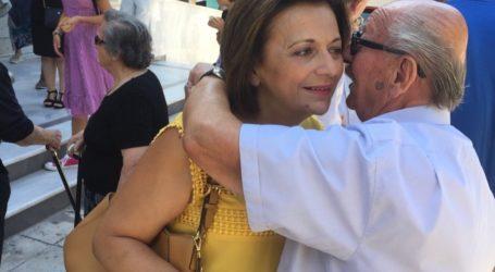 Δυνατό χαρτί για τον ΣΥΡΙΖΑ αποδεικνύεται η Μαρίνα Χρυσοβελώνη
