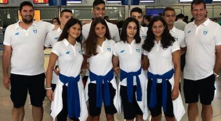 Στο Ολυμπιακό Φεστιβάλ Νέων στο Μπακού η Ευτυχία Ιωαννίδη