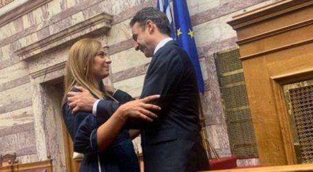 Μπίζιου: Με σαφέστατο σχέδιο στη Βουλή, η χώρα μας θα γυρίσει σελίδα