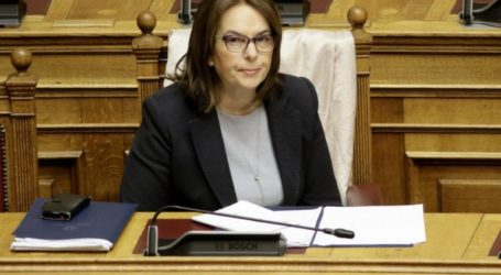 Κ. Παπανάτσιου: Ο ΕΛΓΑ πρέπει να συνεχίσει να ανταποκρίνεται στα προβλήματα άμεσα