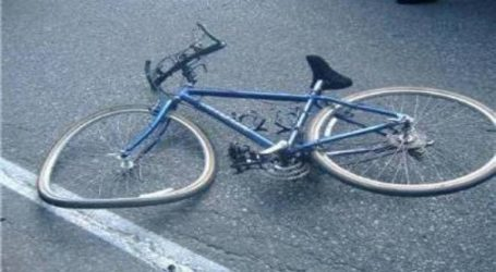 Στο Πανεπιστημιακό Νοσοκομείο Λάρισας ποδηλάτης με τραυματισμό στο κεφάλι